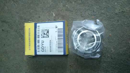 Подшипник опорный внутреннего шруса GW Hover, H3, H5, Wingle, Safe
