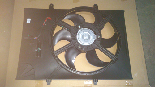 Электровентилятор радиатора охлаждения двигателя Hover